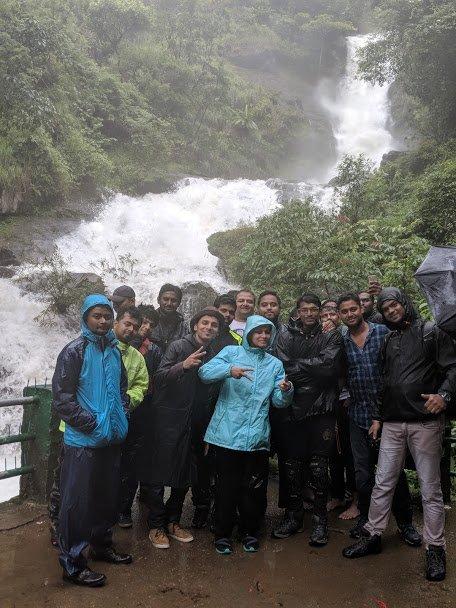 Irpu falls - Monsoon